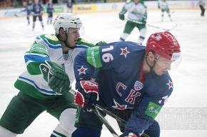 СКА сделал заявку на победу в чемпионате КХЛ