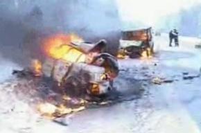 ДТП на федеральной трассе: погибли женщина и ребенок