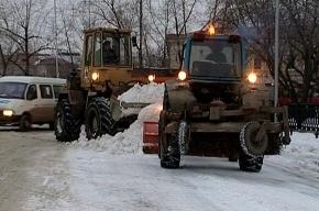 С каких улиц сегодня будут убирать снег?