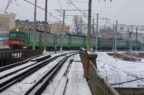 На станции «Ижорский завод» некоторые электрички не будут останавливаться