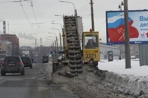 График уборки улиц от снега 15 и 16 января