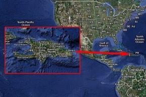 Французы обвинили США в оккупации Гаити