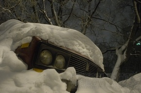 График уборки снега в ночь с 18 на 19 января в Петербурге