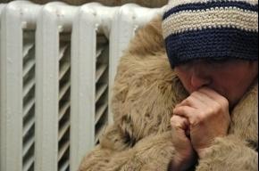 В Забайкалье замерз военный городок