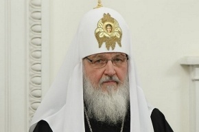 Патриарх поздравил Путина с Рождеством и поблагодарил за усилия