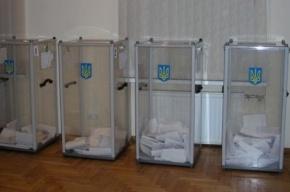В Петербурге выбирают президента Украины