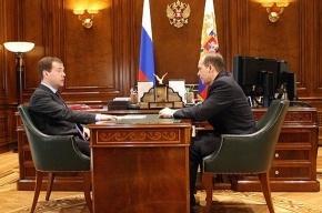Медведев призвал методично уничтожать бандитов «по всей поляне»