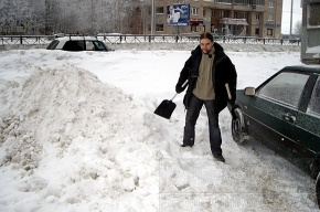 Жителей зовут на уборку снега