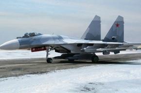 Истребитель Су-27 ВВС России исчез с экранов радаров