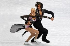 Российские танцоры лидируют в Таллине