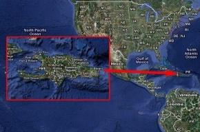 В Гаити произошло еще одно сильное землетрясение