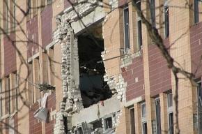 Взрыв в Луганской горбольнице: 16 погибших, спасработы закончены
