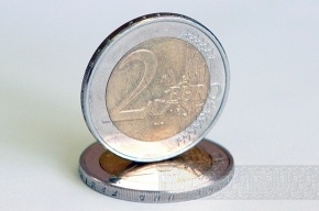 Евро к выходным подорожал