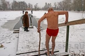 На озере Разлив в Сестрорецке пройдет обряд крещения