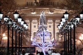 На Малой Садовой улице установили новые энергосберегающие светильники