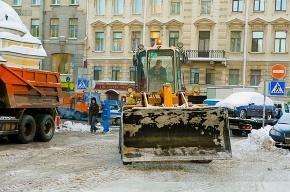 График уборки улиц в ночь с 20.01 на 21.01