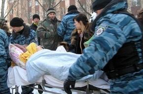 Взрыв в Луганской горбольнице: фоторепортаж с места происшествия