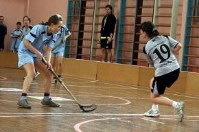 На Васильевском острове пройдет чемпионат по мини-флорболу среди молодежных команд