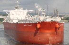 В Финском заливе спасают гонконгский танкер
