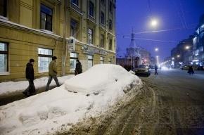 Для четырех районов города выделят 72 млн. рублей на уборку снега