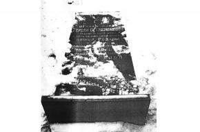 На месте строительства «Охта-центра» тихо снесли памятник героям-блокадникам
