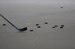 КХЛ изучает «ледовое побоище» в Чехове