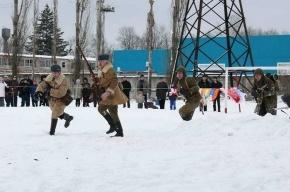 В Ленобласти пройдет военно-историческая реконструкция боя