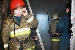 Фоторепортаж: «При пожаре на Блохина погибла женщина»