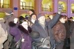 Несогласные петербуржцы открыли протестный сезон: Фоторепортаж