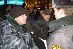Фоторепортаж: «Несогласные петербуржцы открыли протестный сезон»