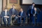 Фоторепортаж: ««Зенит»: На «Петровском» в образе Lazer Blue»