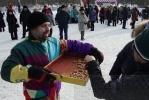 Масленица в Парке Авиаторов прошла на ура: Фоторепортаж