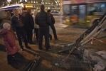 По факту гибели людей на Невском возбуждено уголовное дело: Фоторепортаж