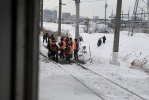 Движение на перегоне Броневая – Лигово восстановлено полностью: Фоторепортаж