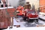 Фоторепортаж: «В Архангельске горит теплоход»