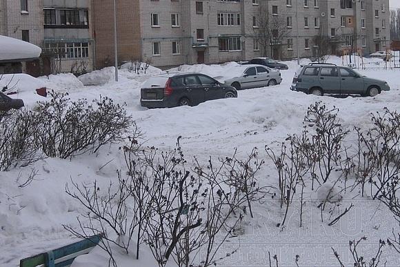 Посмотрите: справилось ли ЖКХ со снегом?: Фото