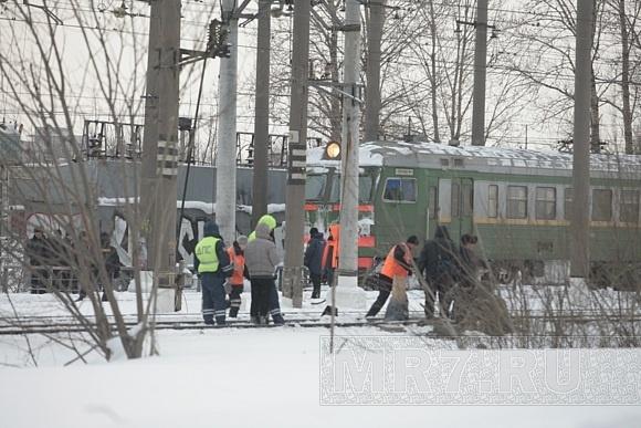 Движение на перегоне Броневая – Лигово восстановлено полностью: Фото