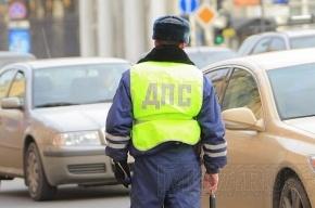 Иномарка сбила двух сотрудников ГИБДД