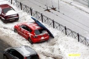 Правило парковки «чет-нечет» продлили до марта