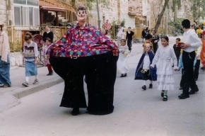 В Большой Хоральной Синагоге сегодня празднуют Пурим