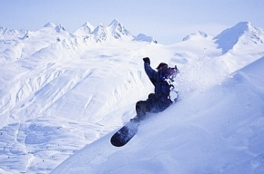 Сноуборд: Питерцы взяли медали в Абзаково и на Банном