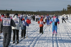 Ожидается, что в питерских стартах «Лыжни России» примут участие 20 тысяч человек