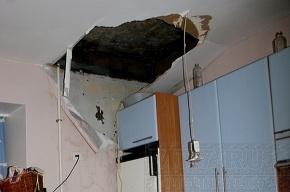 Дыра в потолке – не повод беспокоить Жилкомсервис?