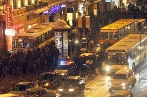 Причина ДТП на Невском: версия комитета по транспорту