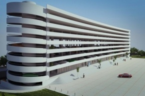 На Витебском проспекте построят паркинг на 600 машин