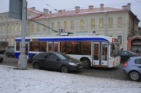 На один день у троллейбуса №17 изменится маршрут