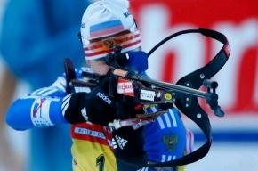 Медведев и Путин поздравили биатлониста Евгения Устюгова с победой