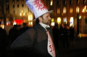Несогласные петербуржцы открыли протестный сезон