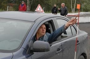 Учебные машины не пустят в центр Екатеринбурга