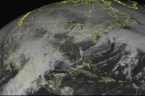 Снежная буря блокировала восточное побережье США